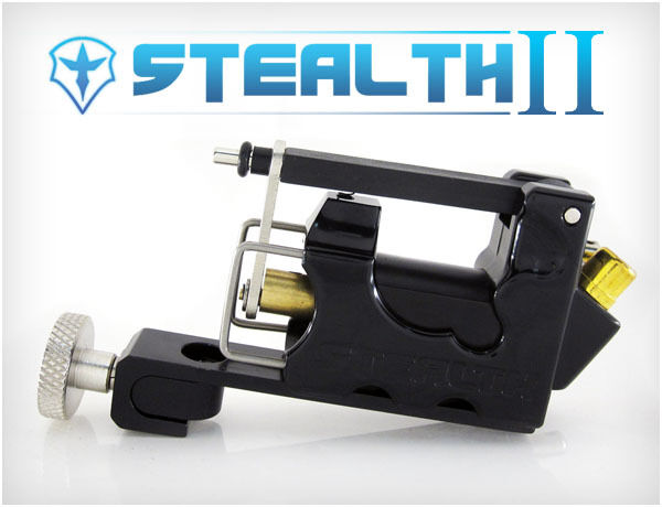 Stealth 2 0 set aluminum rotary tattoo machine liner for Stealth tattoo machine