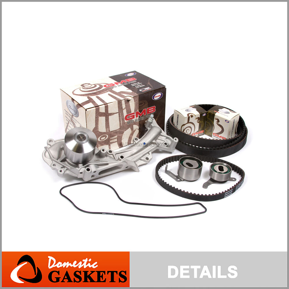 96-04 Acura RL 3.5L SOHC Timing Belt GMB Water Pump Kit