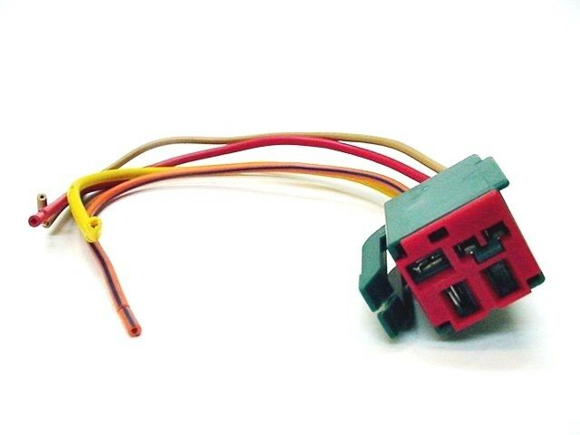 ford fuel pump relay pigtail computer wiring harness. Black Bedroom Furniture Sets. Home Design Ideas