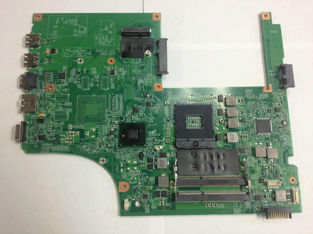 Motherboard Components List: Dell Vostro 3700 Intel Motherboard CN-0V954F For Parts