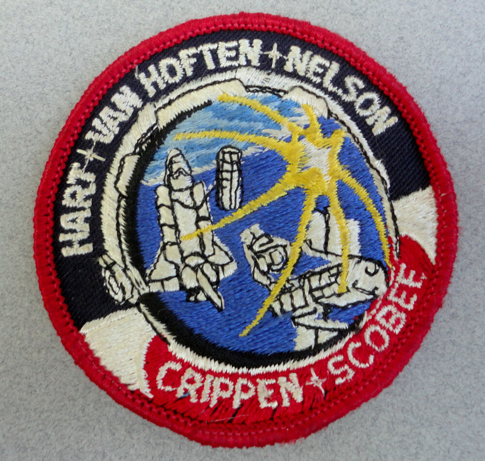 space shuttle mission badges - photo #22