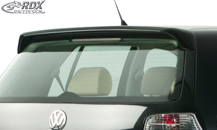 rdx dachspoiler vw golf 4 heckspoiler heck dach spoiler. Black Bedroom Furniture Sets. Home Design Ideas