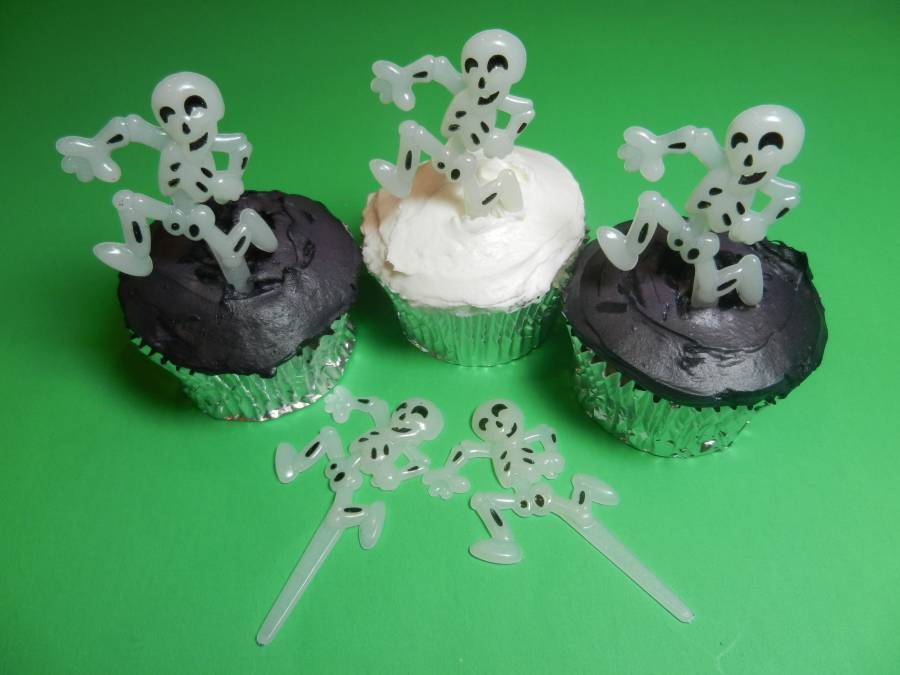 Glow In The Dark Edible Cake Decorations
