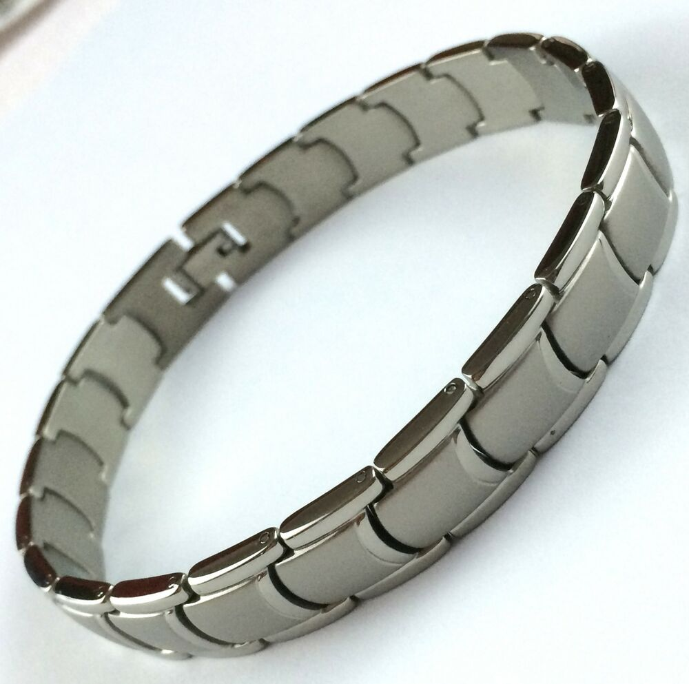 strength bracelet bionic energy titanium strength balance band true 8304