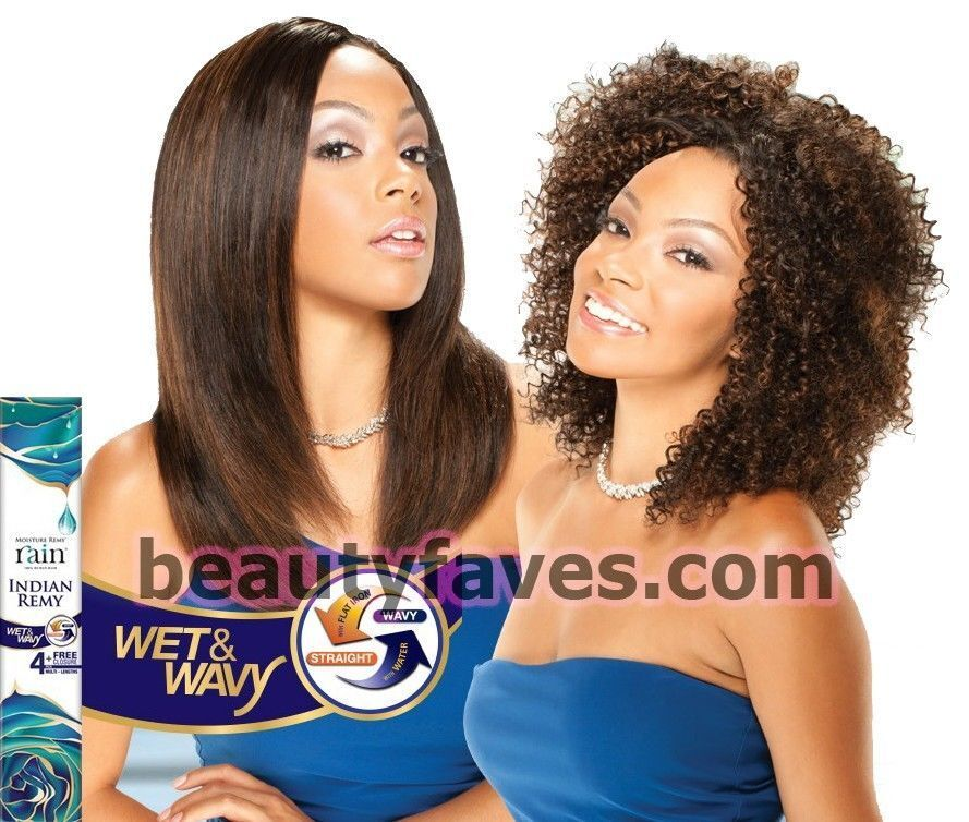 Indian Remy Jerry Curl 4pcs Rain Wet Amp Wavy 100 Human Hair