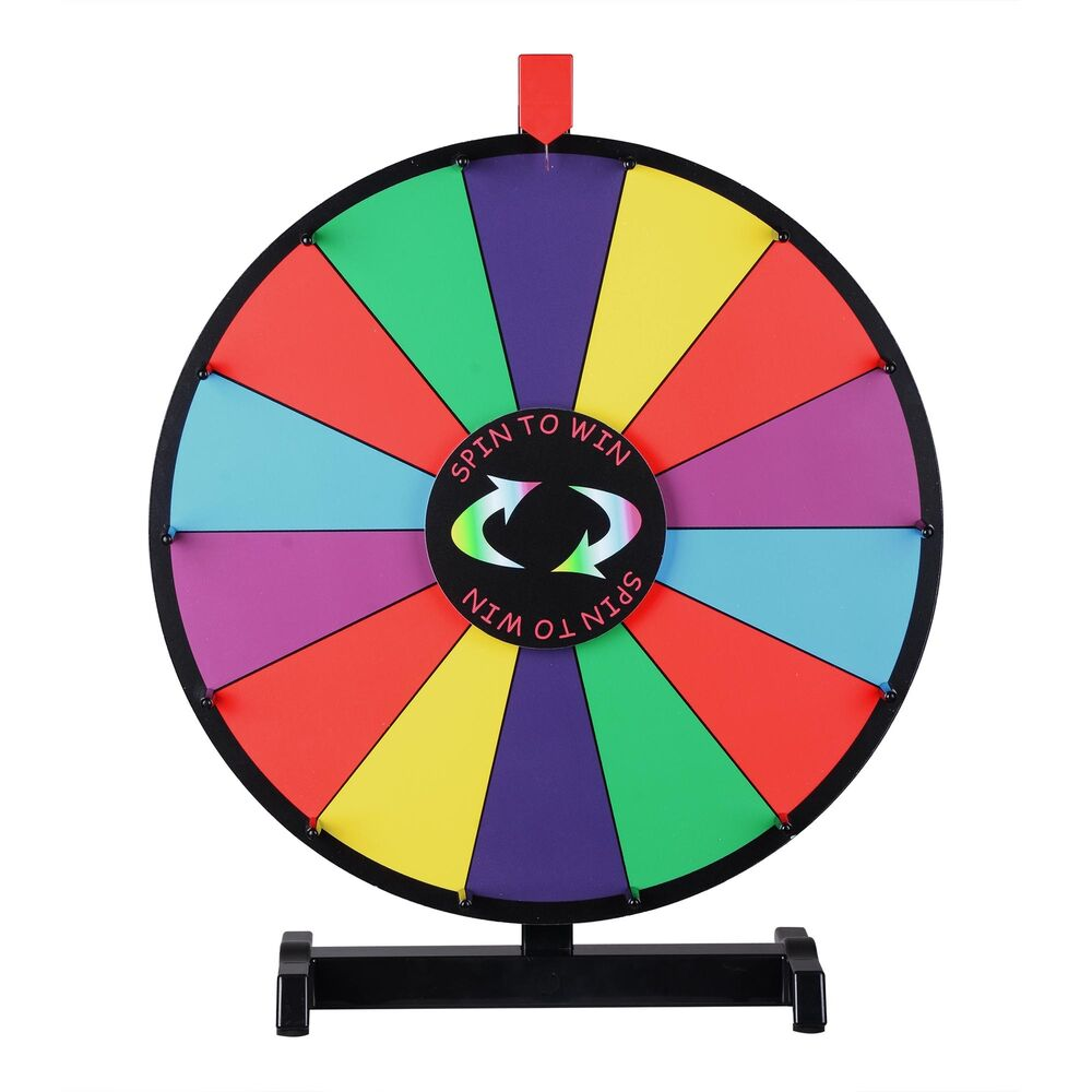 spin the wheel games