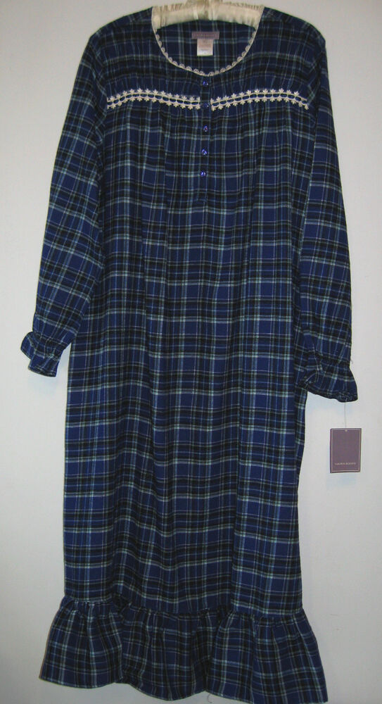 Silvert's Hospital Gowns - Women's Pretty Flannel Long Sleeve Hospital Patient Gowns - Flannelette Open Back Nightgowns - Color pink rose 0 Sold by Silvert's Adaptive Clothing & Footwear.