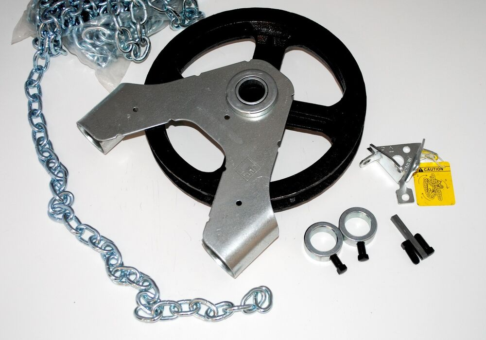 Garage Door Direct Drive Chain Hoist 2000d Ebay