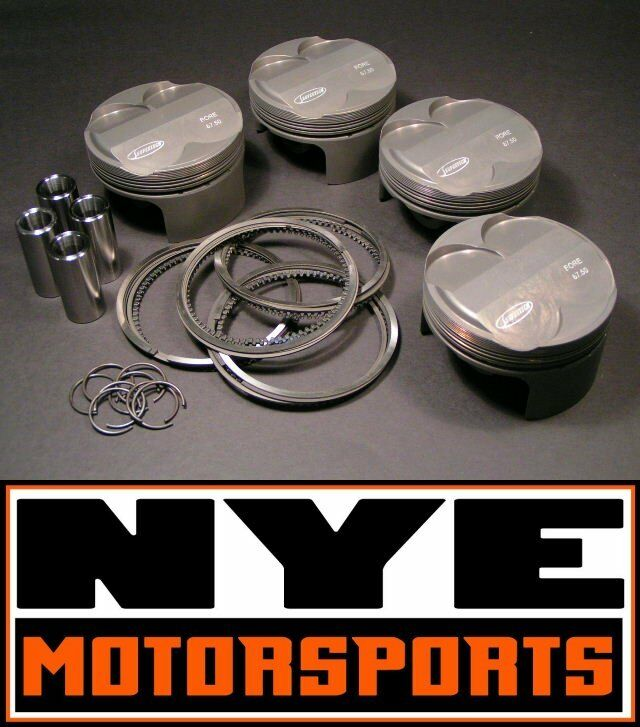 Supertech Piston & Ring Kit B16 B18 B17 Honda AcuraTurbo