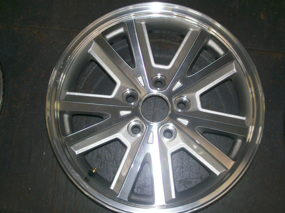 Used Ford Wheels : Used ford mustang quot factory alloy oe rim wheel