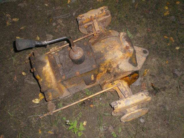 Cub Cadet Pulling Parts : Cub cadet speed rearend in good working order