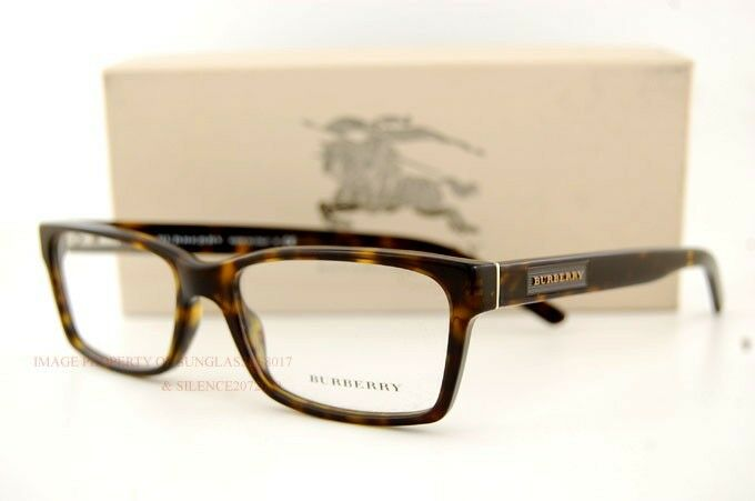 New Burberry Eyeglass Frames : Brand New BURBERRY Eyeglass Frames BE 2108 3002 HAVANA 100 ...