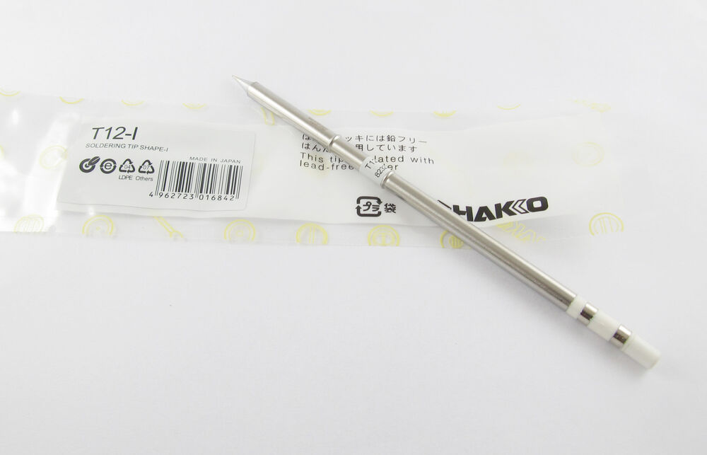 1x t12 i replace soldering solder iron tip for hakko shape i pcb repair product ebay. Black Bedroom Furniture Sets. Home Design Ideas