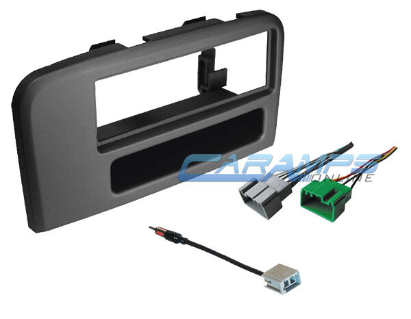 Car Stereo Wiring Harness Kit : S car stereo radio installation dash trim kit