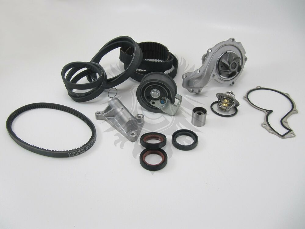 Audi Timing Belt : Vw audi t deluxe timing belt kit passat a early b aeb