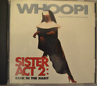 CD's WHOOPI Sister Act 2 BACK IN THE HABIT