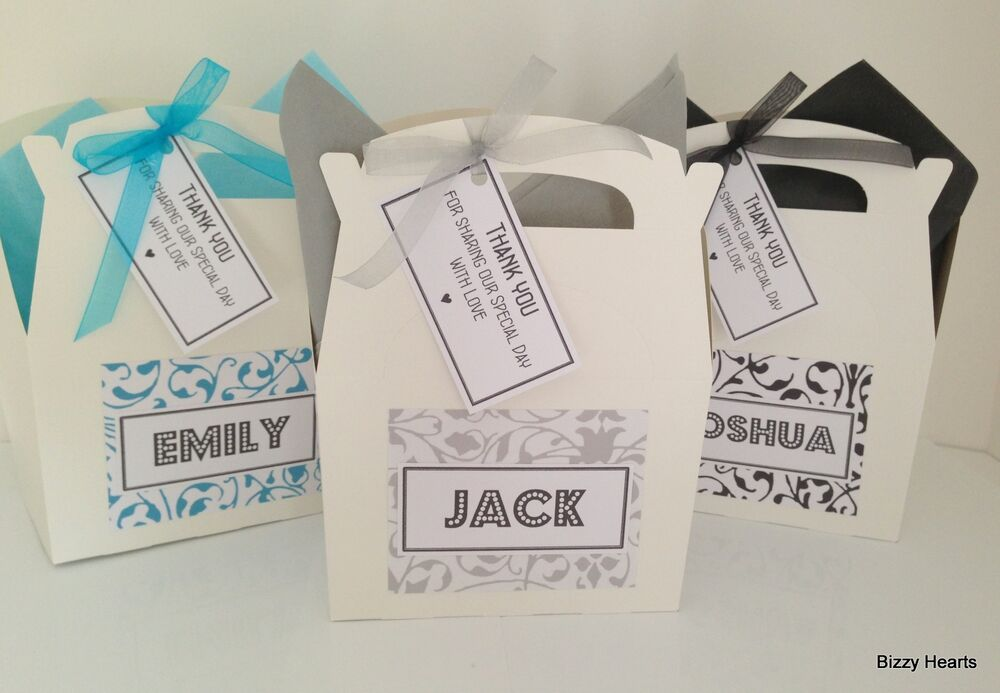 Personalised Childrens Wedding Gift Bags : PERSONALISED Childrens Wedding Activity Box Bag Favour Gifts Packs ...