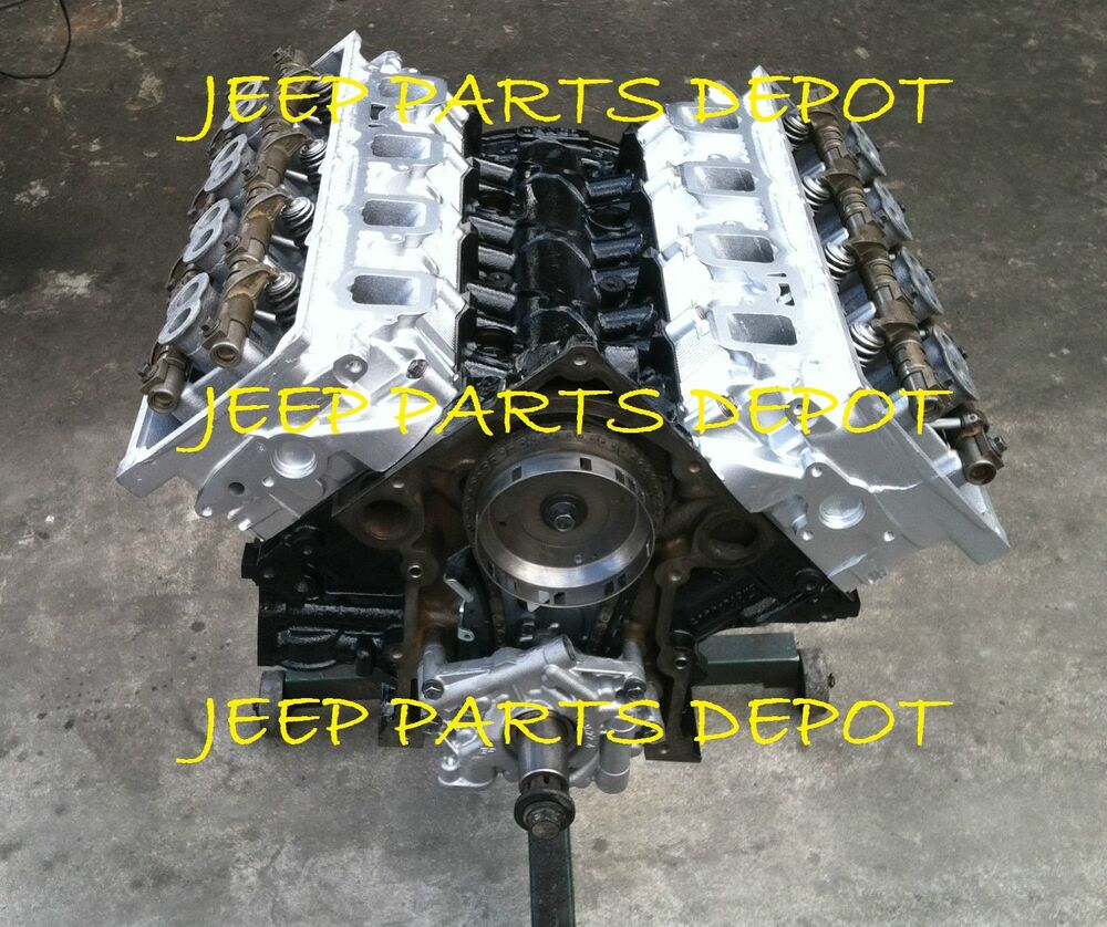 08 5.7 5.7L HEMI ENGINE CHRYSLER 300 Dodge G CHEROKEE