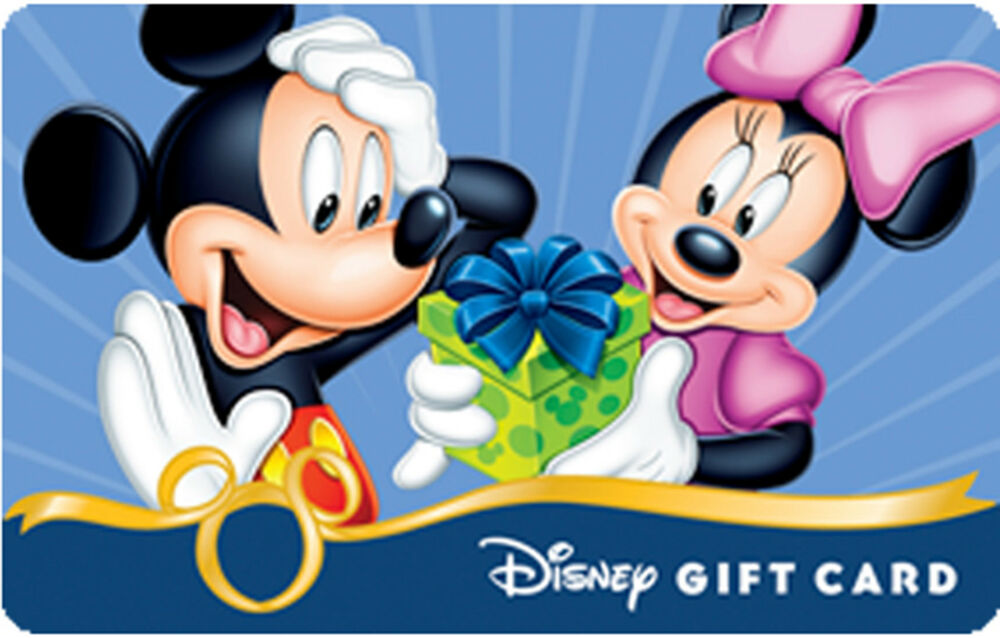 Minnie Mouse And Mickey Mouse Kissing >> New Disney Mickey's Surprise Birthday Minnie Collectible Gift Card No Cash Value | eBay