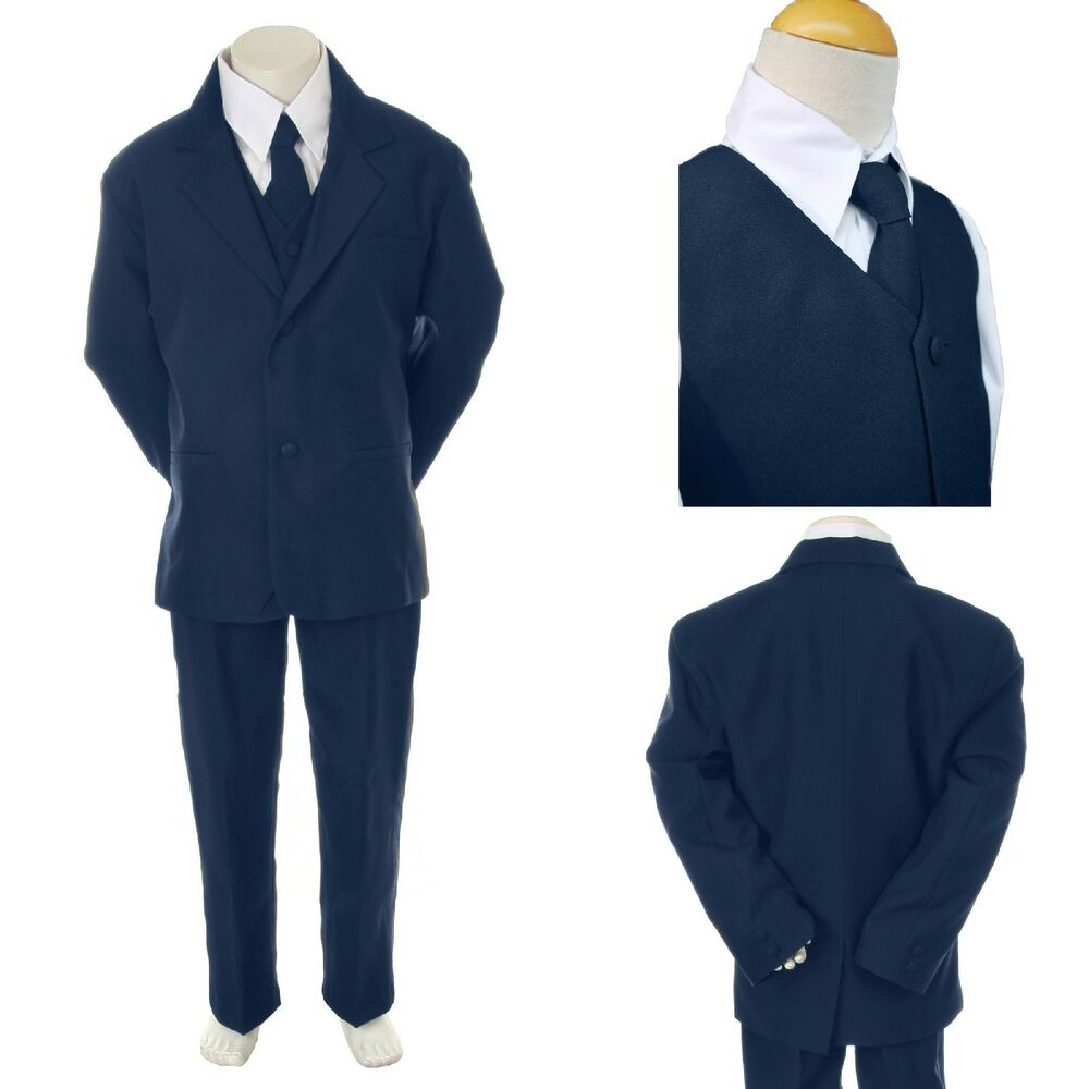 Boy's Suits Collection Nothing can be as daunting as to shop for suits for boys. As boys of different age group have different sizes as they grow, it becomes highly difficult to find the right size and the best fit in boys suits.