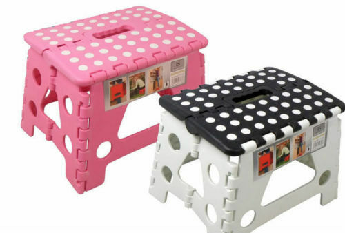 Folding Step Stool Seat Mould Plastic Heavy Duty Unistyle