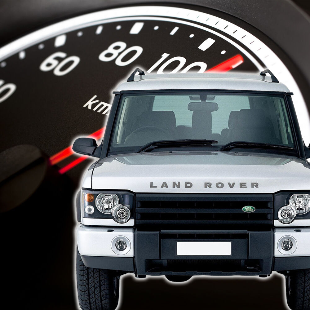 LAND ROVER DISCOVERY 2 TD5 ECU REMAP SERVICE