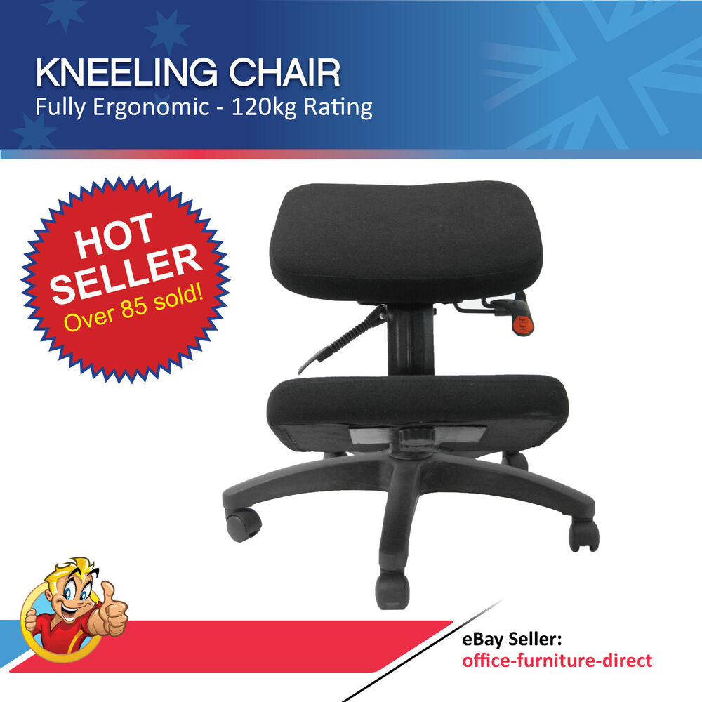 Kneeling Chair Ergonomic Kneel Desk Chairs Typist Office