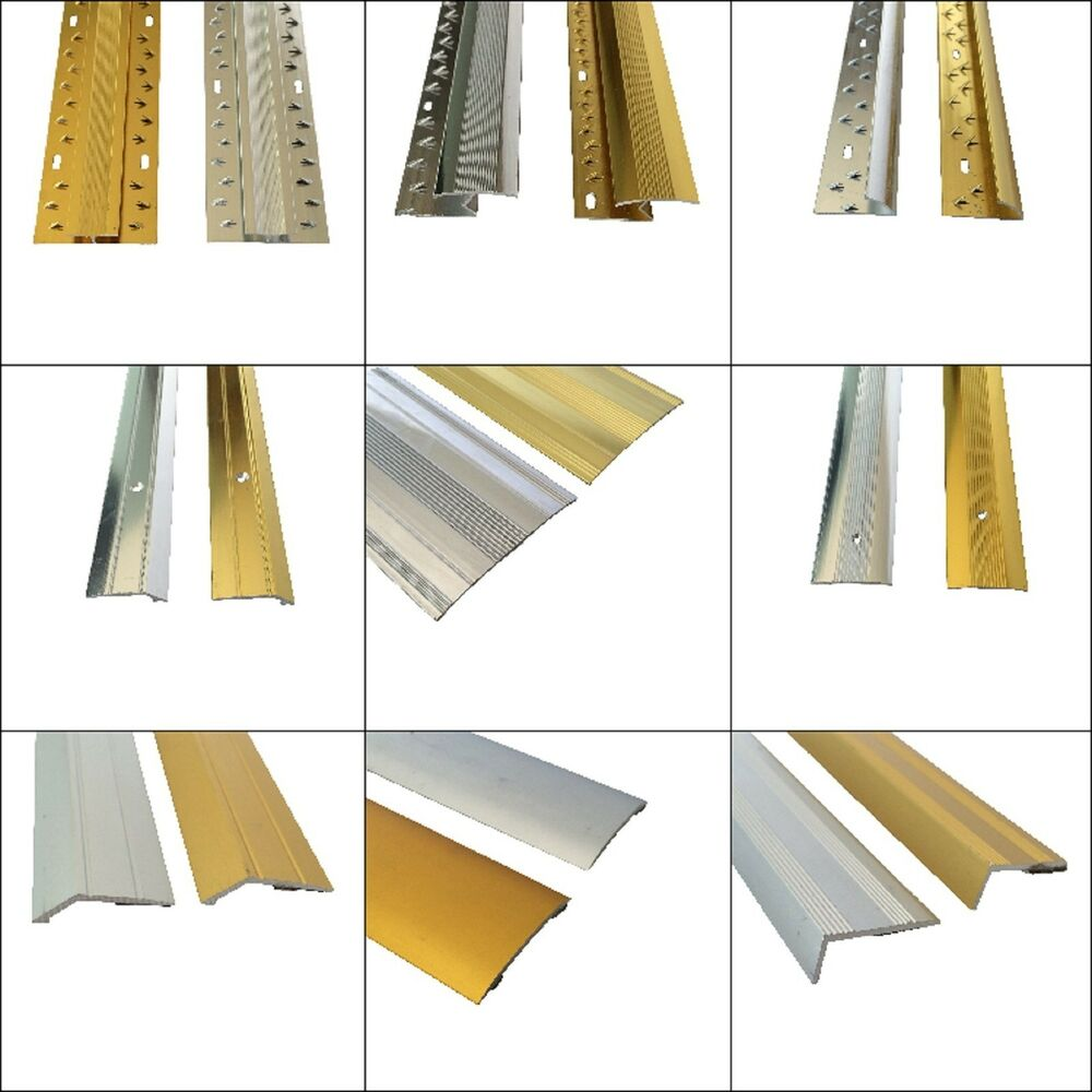Carpet And Flooring Door Bar Threshold Metal Strips