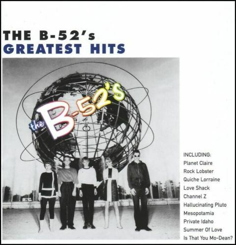 The B 52 S The B 52 S: GREATEST HITS : TIME CAPSULE CD