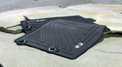 toyota oem pt2063511021 floor mat 2011 to 2014 only ebay. Black Bedroom Furniture Sets. Home Design Ideas