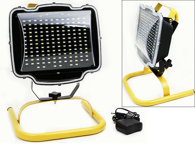 Channellock Led Rechargable Cordless Work Light Shop: NEW 150 SMD Super Bright LED Cordless Portable Work Light