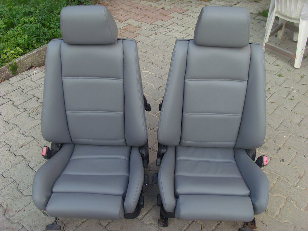 Bmw 3 Series E30 Convertible Leather Seat Covers Genuine