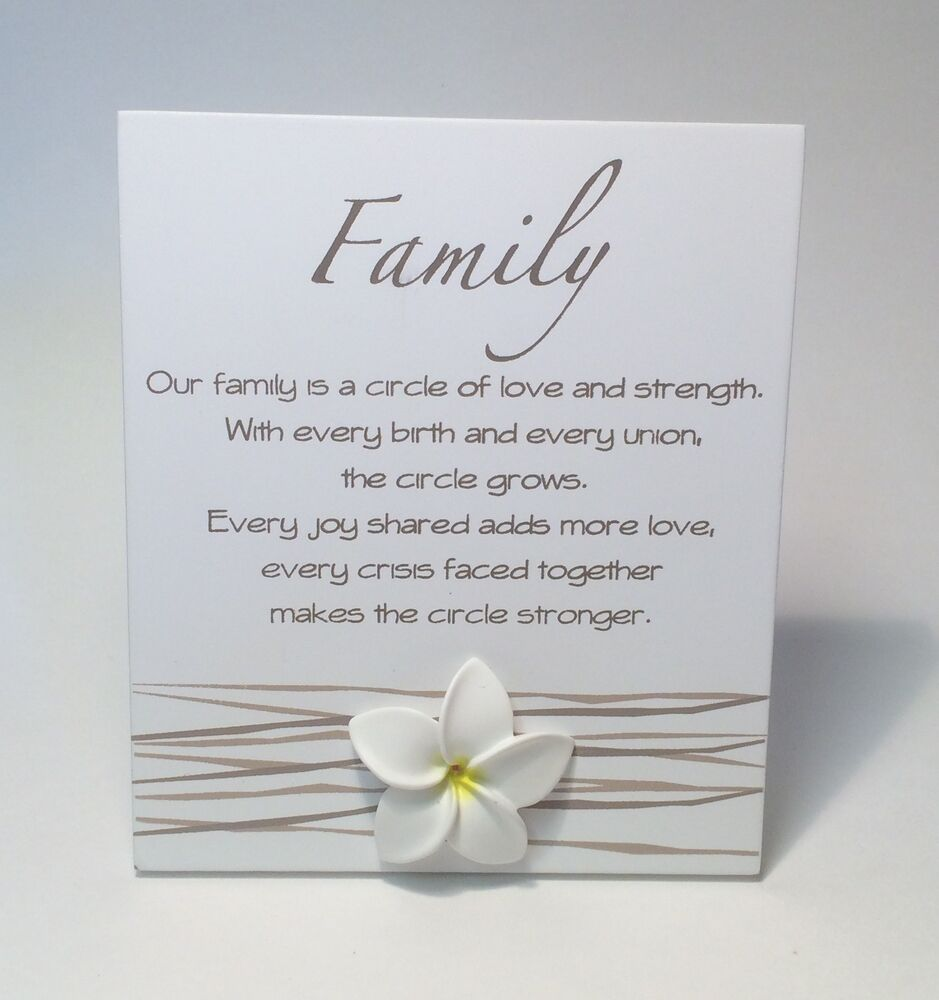 Our Family Poem – Daily Motivational Quotes