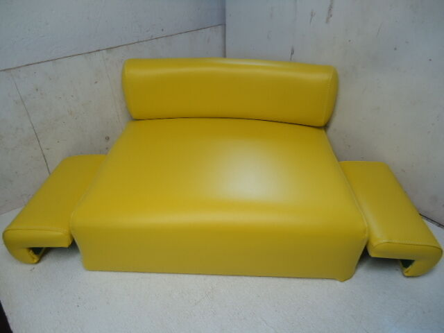 Antique John Deere Seat : New complete seat set with arm rests for john deere