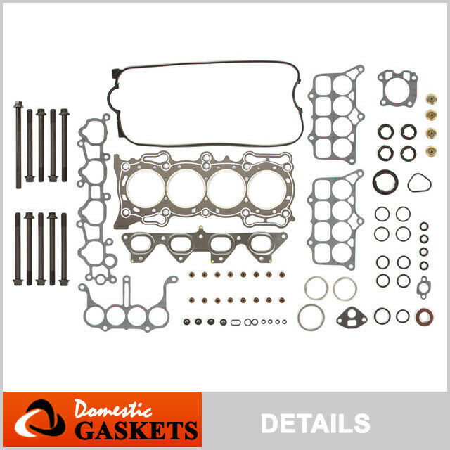 Fit 92-96 Honda Prelude 90-93 Accord 2.2 Head Gasket Bolt