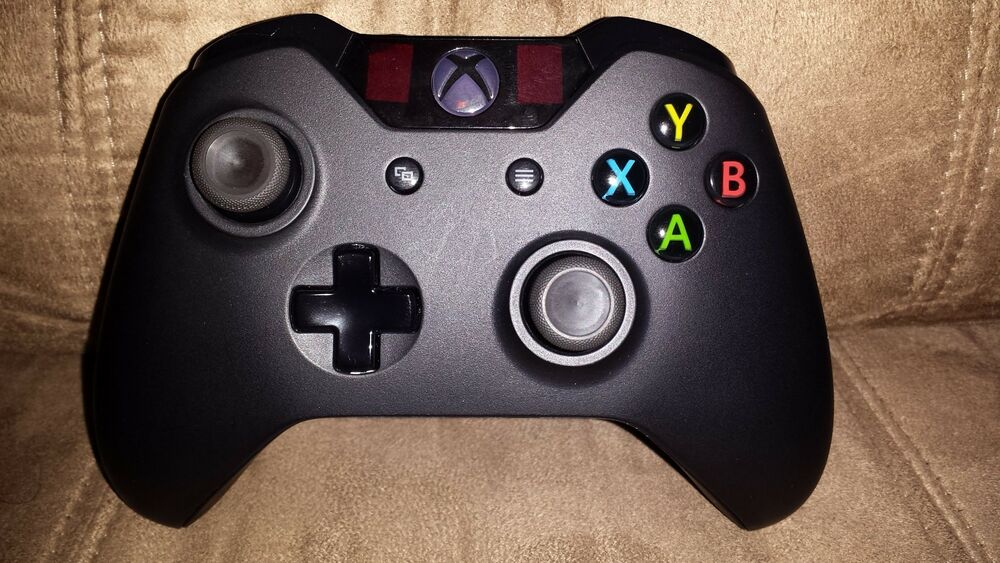 Xbox One 1 Controller Custom modded Controller W/ RE ...