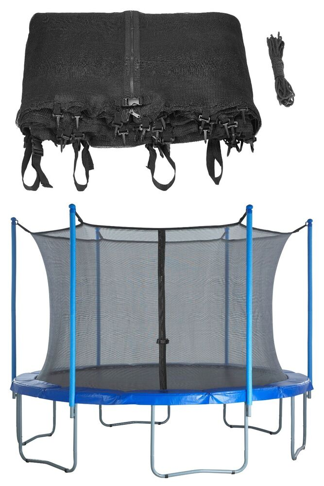 Upper Bounce Trampoline Replacement Enclosure Safety Net