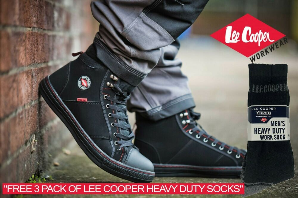 2ff0a6c7d9 Lee Cooper Safety Trainers Ladies Safety LC022 REDUCED!