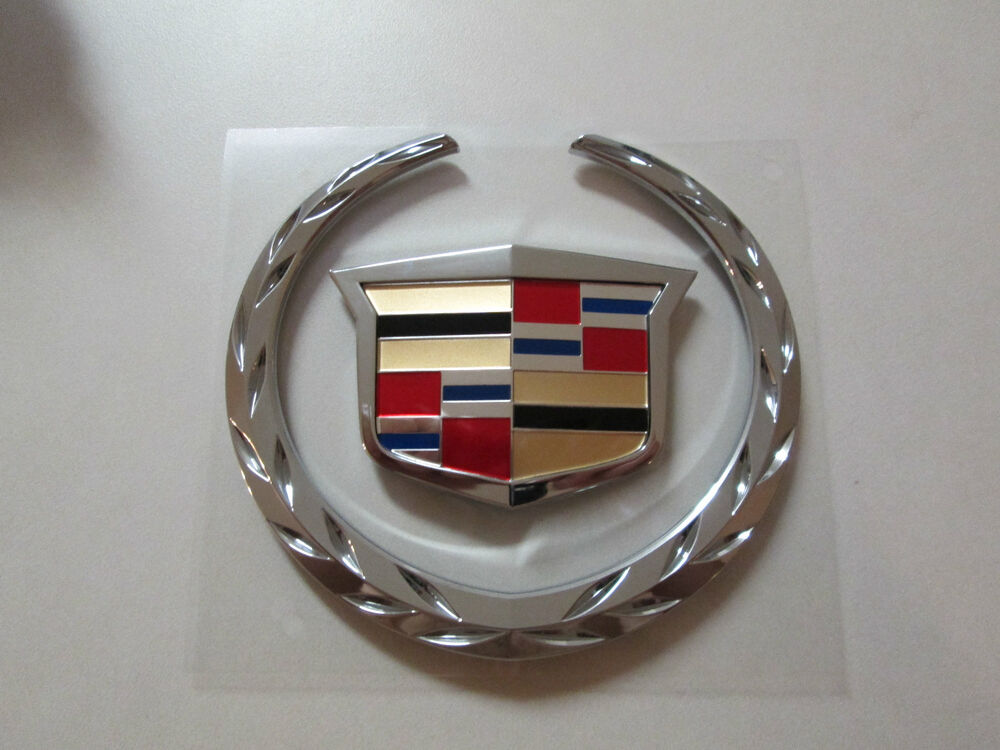 2003 cadillac cts grill emblem. Black Bedroom Furniture Sets. Home Design Ideas