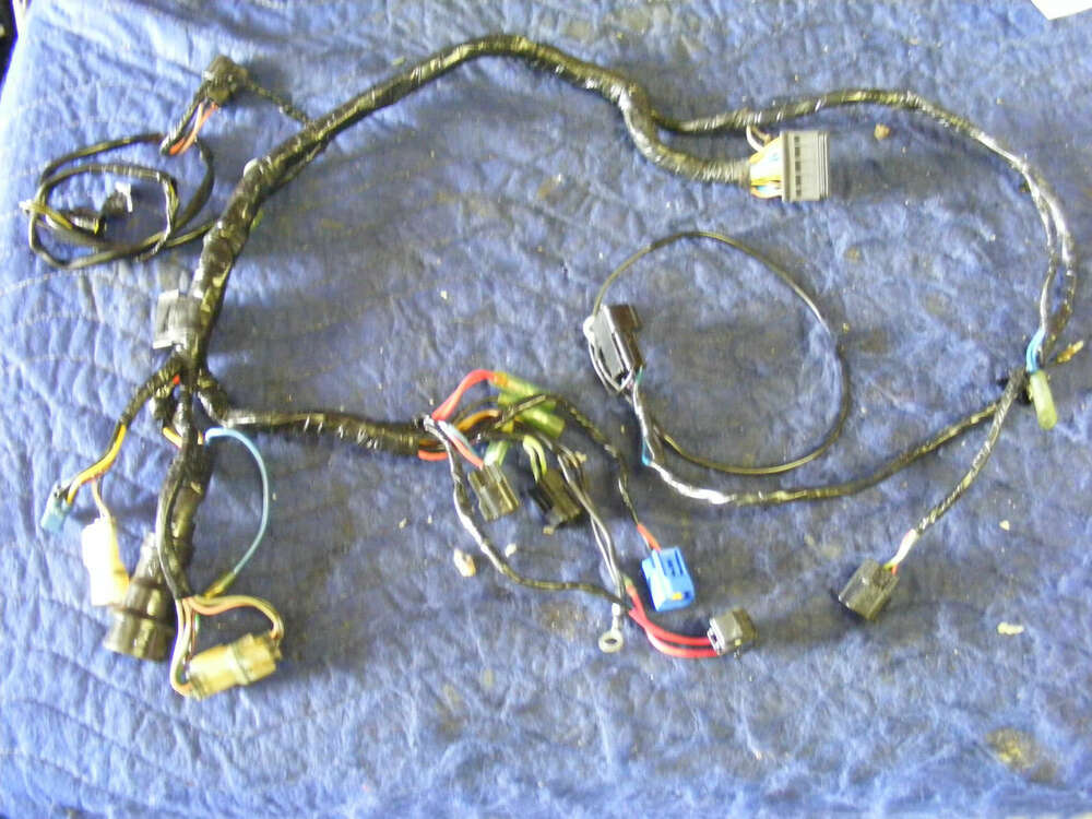 s-l1000 Yamaha Hp Engine Wire Harness on