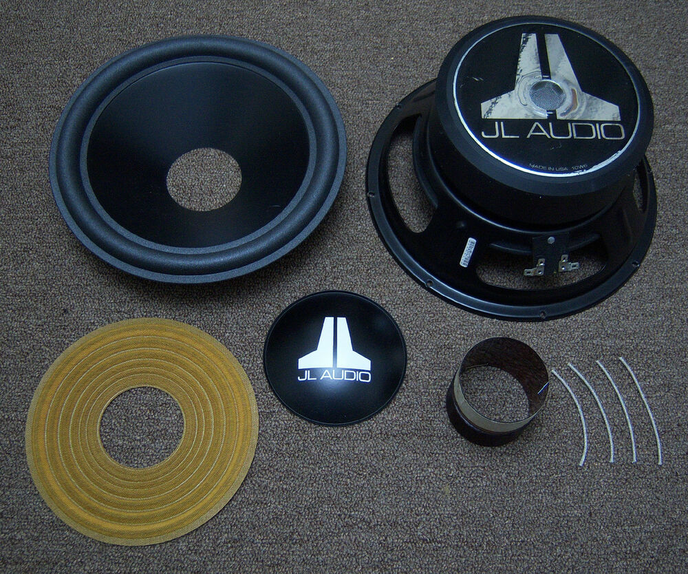 Speaker Repair Jl Audio Wiring Diagram 12w7 Images