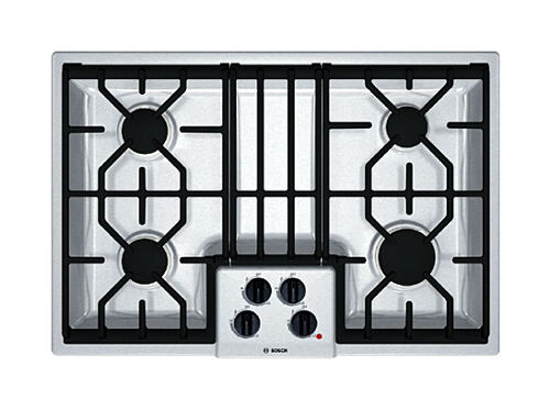 bosch ngm5054uc 30 in stainless gas cooktop 825225858362
