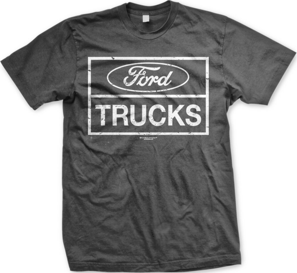 Ford Trucks- Officially Licensed Slogans Sayings