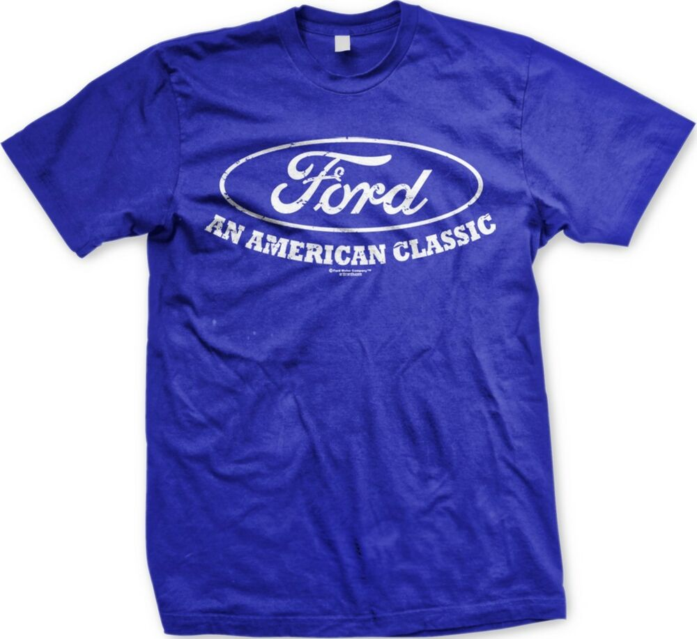 Ford An American Classic- Officially Licensed Slogans