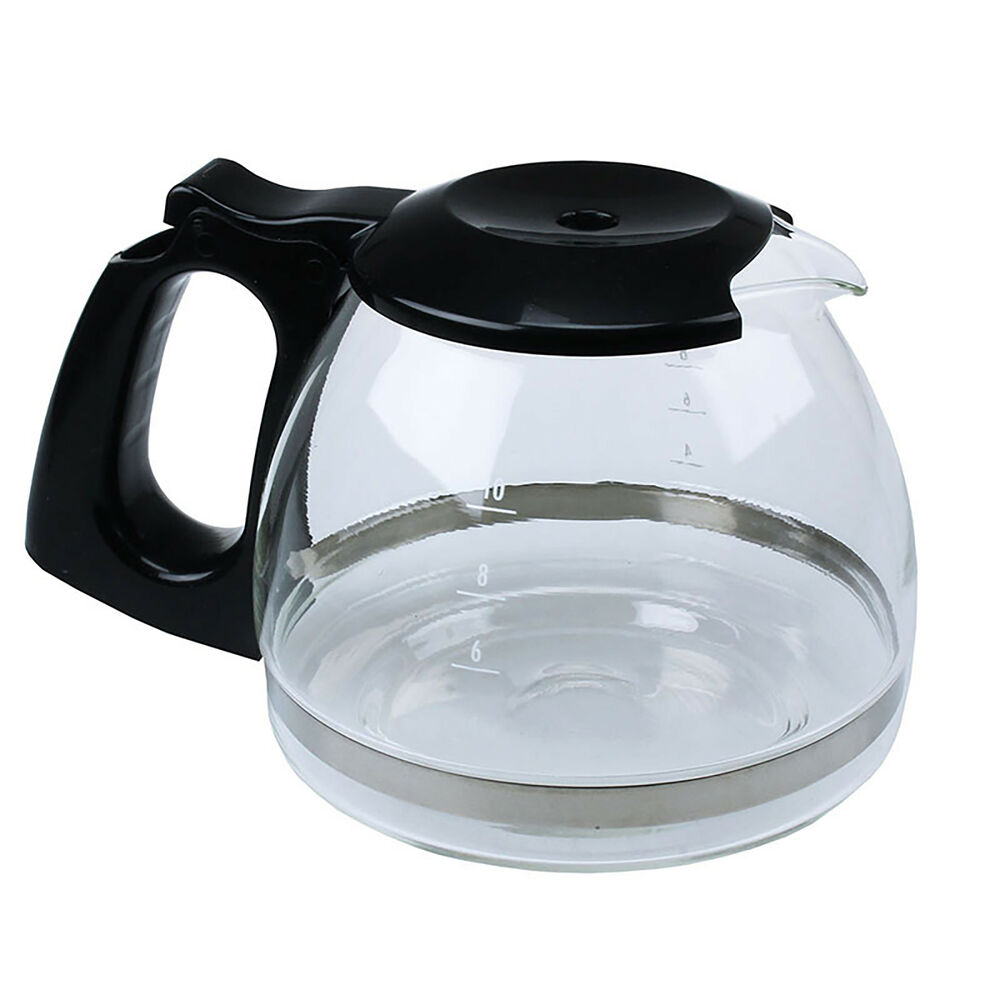 Delonghi Coffee Maker Glass Carafe : Extra Strong Coffee Maker Carafe Glass Jug For Delonghi ICM2.B Machines SX1029 eBay