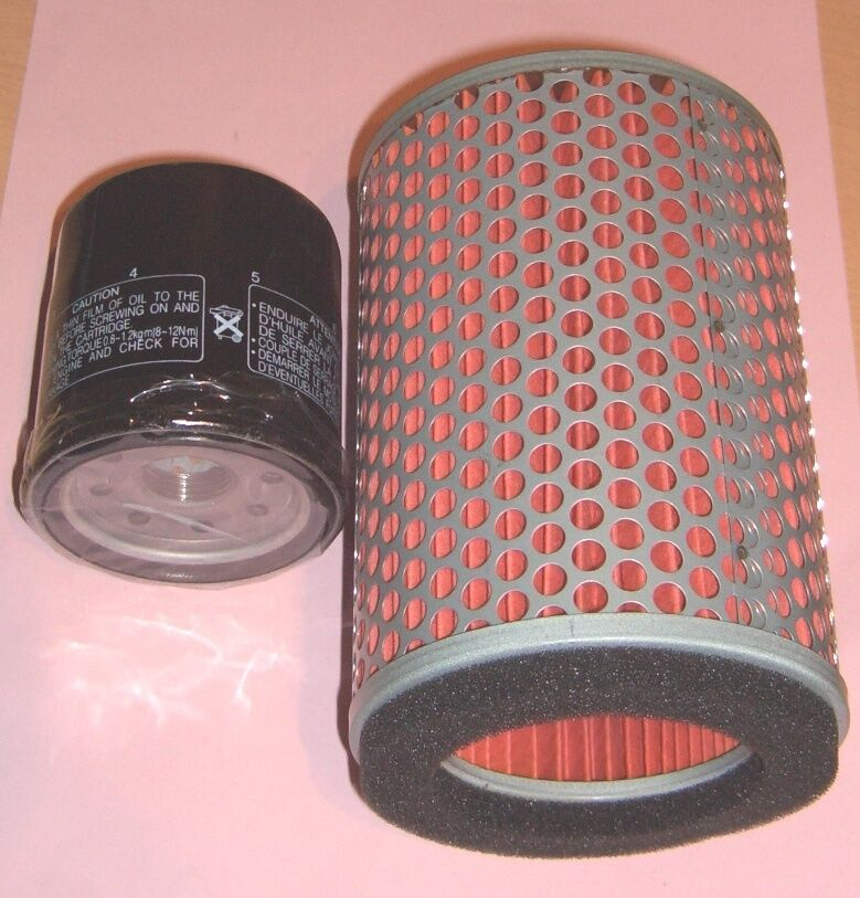 Air  U0026 Oil Filter For Honda Cb Cb400 Super Four Nc31