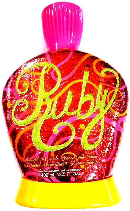 Designer Skin Ruby Hot Tingle Bronzer Indoor Tanning Bed