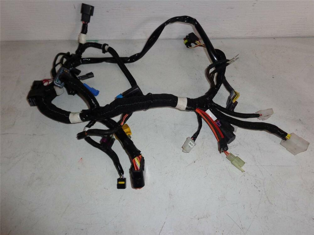 polaris 600 wire harness pro r rmk 800 indy 2010 2014 switchback iq ebay