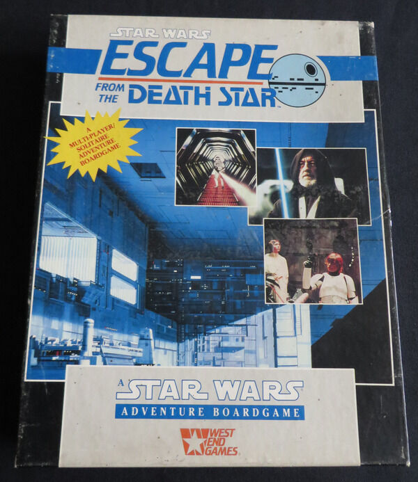 West Hillhurst Escape: Star Wars Escape From The Death Star Board Game West End