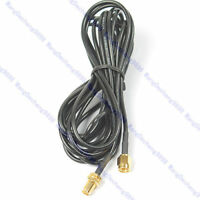 3m Antenna RP-SMA Wi-Fi WiFi Router Extension Cable New